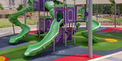 פארקים ואזורי משחק